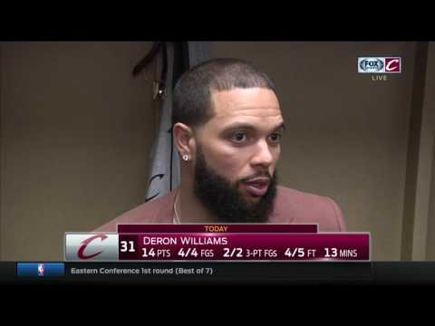 Deron Williams wants to take some of the load off LeBron James for Cleveland Cavaliers
