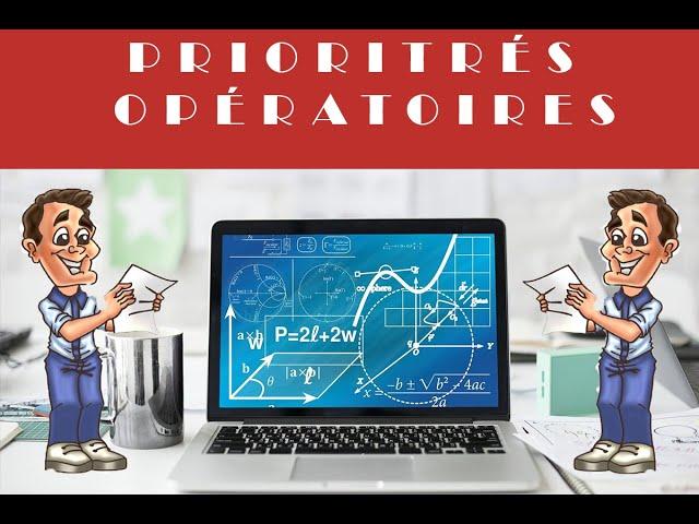 Priorités opératoires : exercices de maths en 5ème.