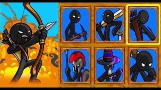 Stick War Legacy #3 Стикмены против всех в игре  на андроид для детей Придерживайся Наследие войны