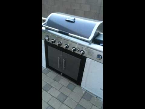 DIY BBQ GRILL PART 5