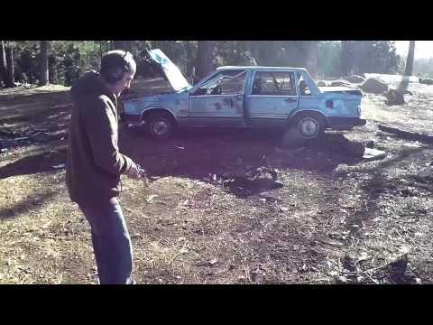 44 magnum vs car doors (GoPro Hero 3+)из YouTube · Длительность: 1 мин24 с
