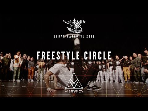 Freestyle Circle  Urban Paradise 2019 VIBRVNCY Front Row 4K