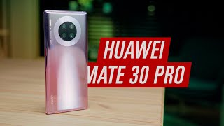 Обзор Huawei Mate 30 Pro