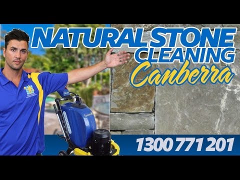 Natural Stone Tile Cleaning Canberra