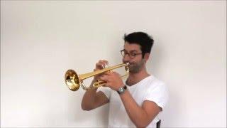 TrumpetScout Trompetentest: Yamaha 2330