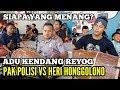 Download ADU KENDANG REYOG POLISI VS HERI HONGGOLONO