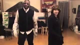 Doc Clarke, Toni Basil, Poppin Pete Old School Dances