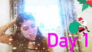 DARK AT 3pm  - 12 DAYS OF CHRISTMAS DAY 1 SOPHIA GRACE