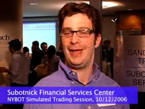 Wall Street Trading Event