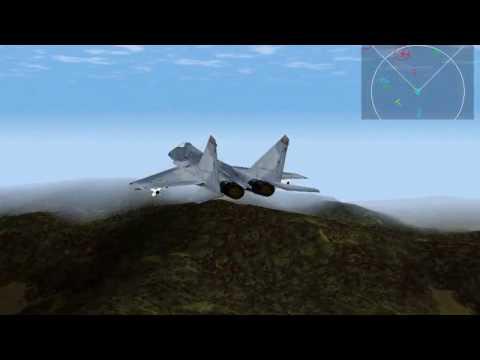 MiG-29 Fulcrum: Campaign 5 - Tajikistan