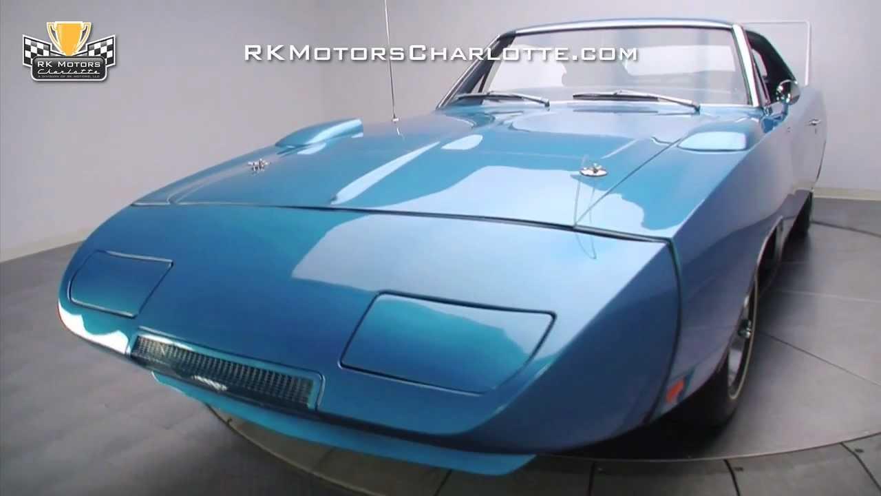 1969 Dodge Paint Colors