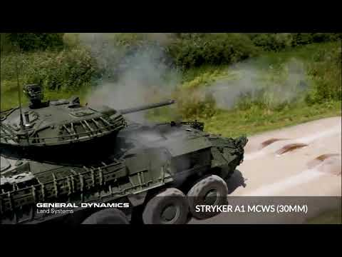 Stryker A1 MCWS: Game Changer
