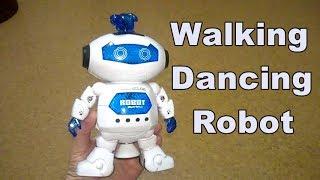 Kids Electronic Walking Dancing Robot Music Youtube