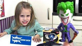 Super Geek Box - Versus! Januar 2016 - Unboxing deutsch