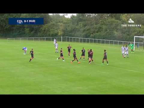 HIGHLIGHTS: Colchester United 1-1 Huddersfield Town U18