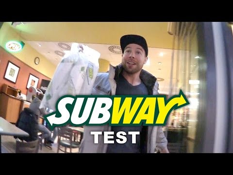 Subway Test - Wie (un)gesund ist das Fastfood? 💪