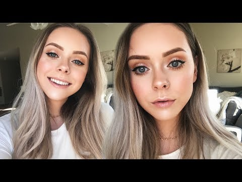 EASY GLOWY SUMMER MAKEUP TUTORIAL
