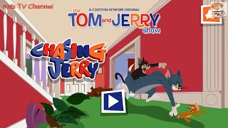 Tom and Jerry: Chasing Jerry - Be the First Cat to Catch Jerry (Boomerang Games) | Kids TV Channel