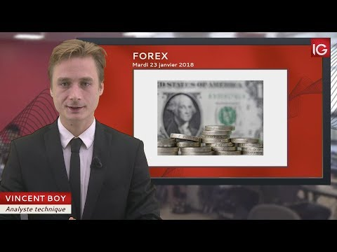 Bourse - GBP/USD, objectif 1,4000 avant la correction? - IG 23.01.2018