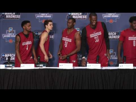 News Conference: Arkansas Preview