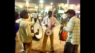 BENGALI FOLK PERCUSSION Playing 2 - DHAK, DHOL and CHORBORI