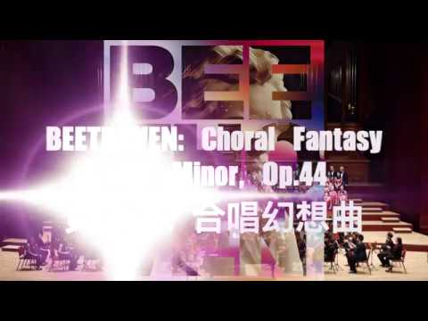 Beethoven: Choral Fantasy in C Minor, Op.80 Conducted by Ai Kuang SUN  貝多芬: 《合唱幻想曲》 作品: 80 指揮: 孫愛光