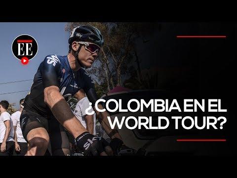 Team Sky: ¿el primer equipo colombiano en el World Tour? | El Espectador