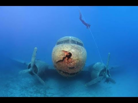 12 Underwater Discoveries That Are Too Bizarre To Be Believed