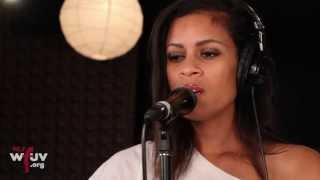 alunageorge your drums your love live at wfuv