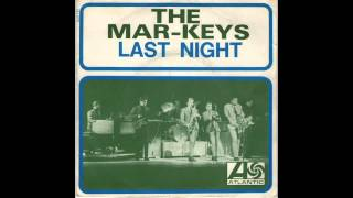 Last Night - The Mar-Keys (1961)  (HD Quality)