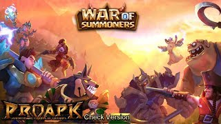 War of Summoners