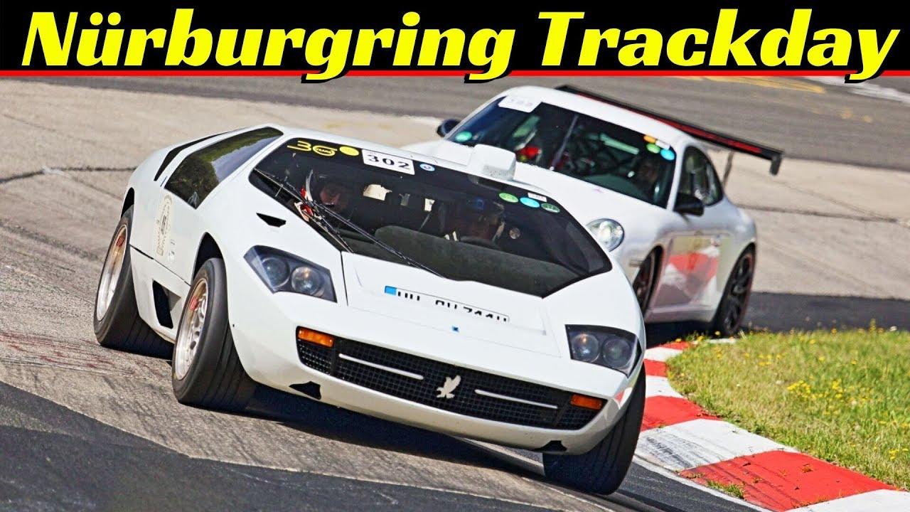 Nürburgring Nordschleife Trackday - 12 08 2019 - Viper ACR, Isdera  Imperator 108i, C7 ZR1 & More!