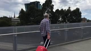 'No holiday' - Birrarung Marr, Melbourne, Australia, 5.10.2019