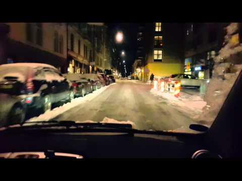 Driving trough Stockholm 4K Smart2Go