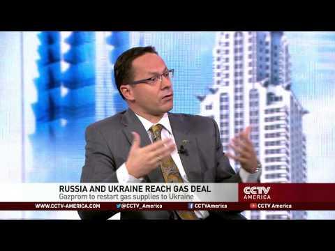 H.E. Zygimantas Pavilionis, Lithuanian ambassador to US discusses new liquefied gas terminal