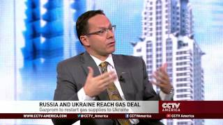 H.E. Zygimantas Pavilionis, Lithuanian ambassador to US discusses new liquefied gas terminal