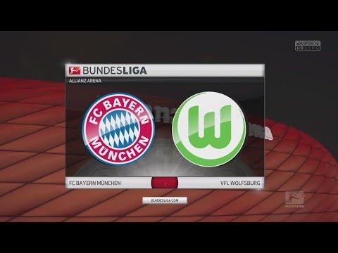 FIFA 16 Bundesliga Prognose | FC Bayern München - VfL Wolfsburg