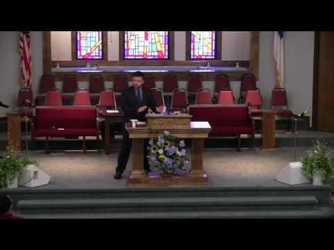 Daniel Reeves - Sermon - Unashamed of the Gospel