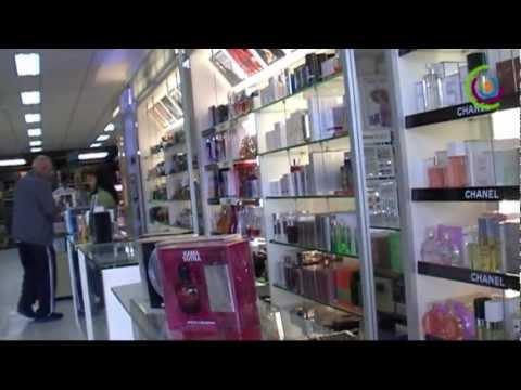 Angra Free Shop, Chuy, Uruguay