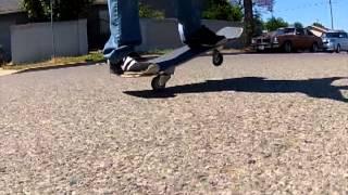 Tim Fox Casterboarding Addiction #1 - Walk off the Earth Tribute