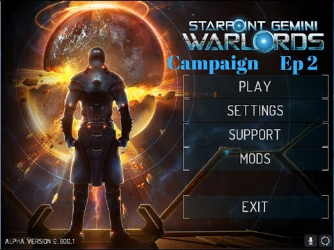 Starpoint Gemini Warlords The Campaign Ep 2 |