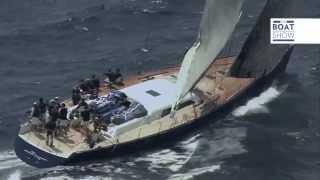 [ENG]  WALLY YACHT MAGIC CARPET II - The Boat Show