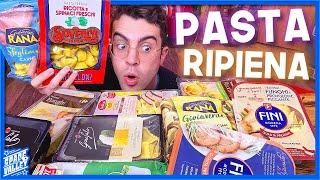La migliore PASTA RIPIENA! - Taste Test