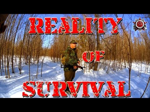 Reality Of Survival: Wilderness Survival Kit
