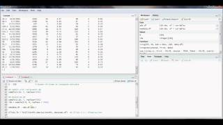 R10: How to Bootstrap.  The case of R-squared (Econometrics in R)