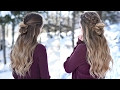 Double Dutch Half Up | Cute Girls Hairstyles