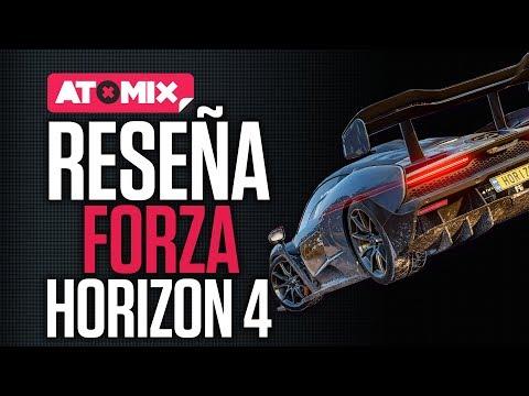 Reseña – Forza Horizon 4