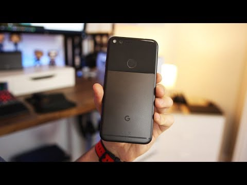 Google Pixel Review: The best Android phone?