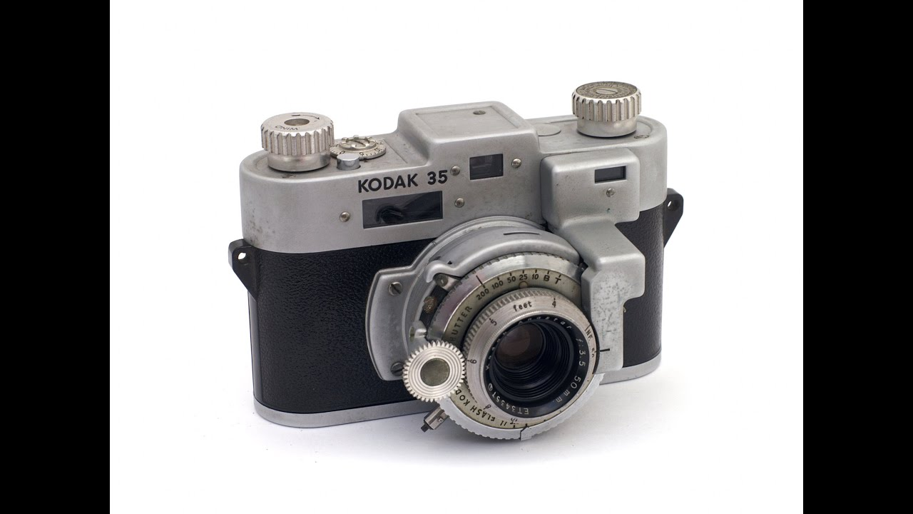 kodak george eastman The kodak was george eastman's legendary first rollfilm camera bearing the new brand name.