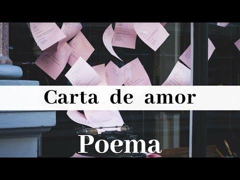 Mi última carta de amor |  Poema en español